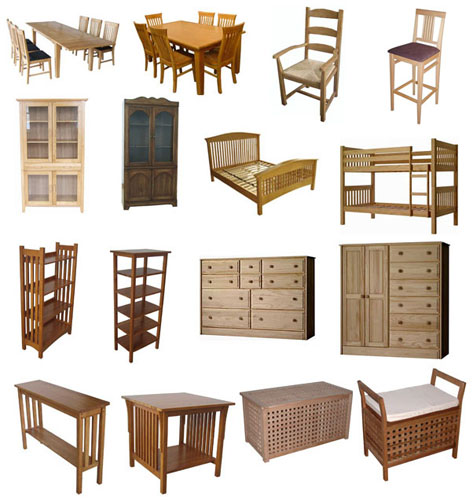 The furniture machsan - Wood farnichar ...